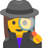 Woman Detective on Google Android 7.1