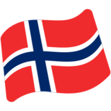 Flag: Svalbard & Jan Mayen on Google Android 7.1