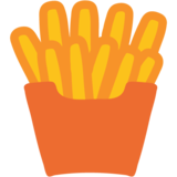 French Fries on Google Android 7.1