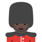 Guard: Dark Skin Tone on Google Android 7.1