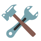 Hammer and Wrench on Google Android 7.1