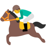 Horse Racing on Google Android 7.1