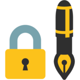 Locked With Pen on Google Android 7.1