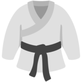 Martial Arts Uniform on Google Android 7.1
