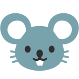 Mouse Face on Google Android 7.1