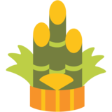 Pine Decoration on Google Android 7.1