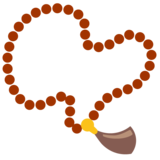 Prayer Beads on Google Android 7.1