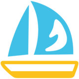 Sailboat on Google Android 7.1