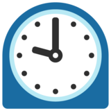 Timer Clock on Google Android 7.1