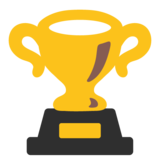 Trophy on Google Android 7.1
