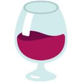 Wine Glass on Google Android 7.1