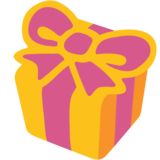 Wrapped Gift on Google Android 7.1