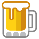 Beer Mug on HTC Sense 7