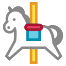 Carousel Horse on HTC Sense 7