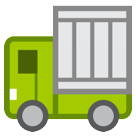 Delivery Truck on HTC Sense 7