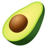 Avocado on JoyPixels 5.5