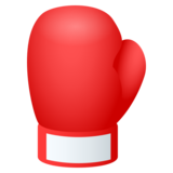 Boxing Glove on JoyPixels 5.5