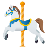 Carousel Horse on JoyPixels 5.5