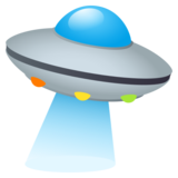 Flying Saucer on JoyPixels 5.5