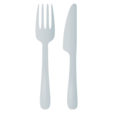 Fork and Knife on JoyPixels 5.5