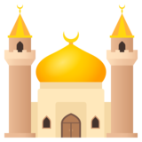 Mosque on JoyPixels 5.5