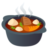 Pot of Food on JoyPixels 5.5