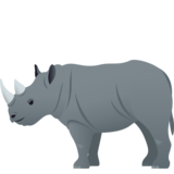 Rhinoceros on JoyPixels 5.5