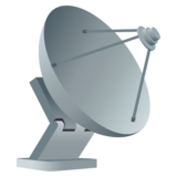 Satellite Antenna on JoyPixels 5.5