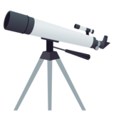 Telescope on JoyPixels 5.5