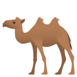 Two-Hump Camel on JoyPixels 5.5