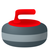 Curling Stone on JoyPixels 6.0