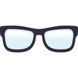 Glasses on JoyPixels 6.0