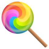 Lollipop on JoyPixels 6.0