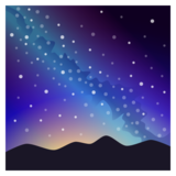 Milky Way on JoyPixels 6.0
