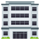 Office Building on JoyPixels 6.0