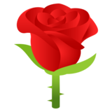Rose on JoyPixels 6.0