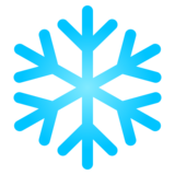Snowflake on JoyPixels 6.0