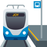 Station on JoyPixels 6.0