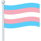 Transgender Flag on JoyPixels 6.0