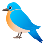 Bird on JoyPixels 6.5
