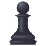 Chess Pawn on JoyPixels 6.5