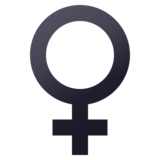 Female Sign on JoyPixels 6.5
