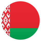 Flag: Belarus on JoyPixels 6.5