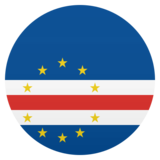 Flag: Cape Verde on JoyPixels 6.5