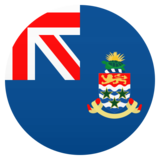 Flag: Cayman Islands on JoyPixels 6.5