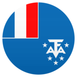 Flag: French Southern Territories on JoyPixels 6.5
