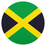 Flag: Jamaica on JoyPixels 6.5