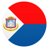 Flag: Sint Maarten on JoyPixels 6.5