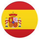 Flag: Spain on JoyPixels 6.5