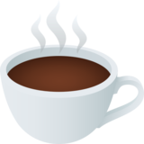 Hot Beverage on JoyPixels 6.5